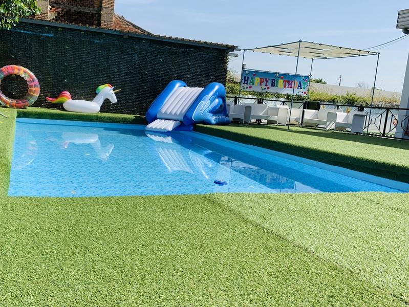 Bimbilandia Roma - La piscina - 1