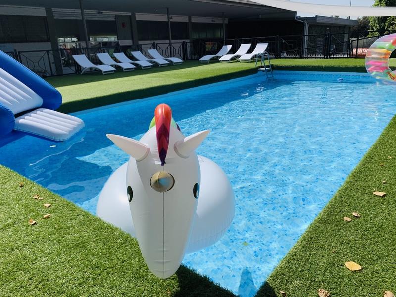 Bimbilandia Roma - La piscina - 2
