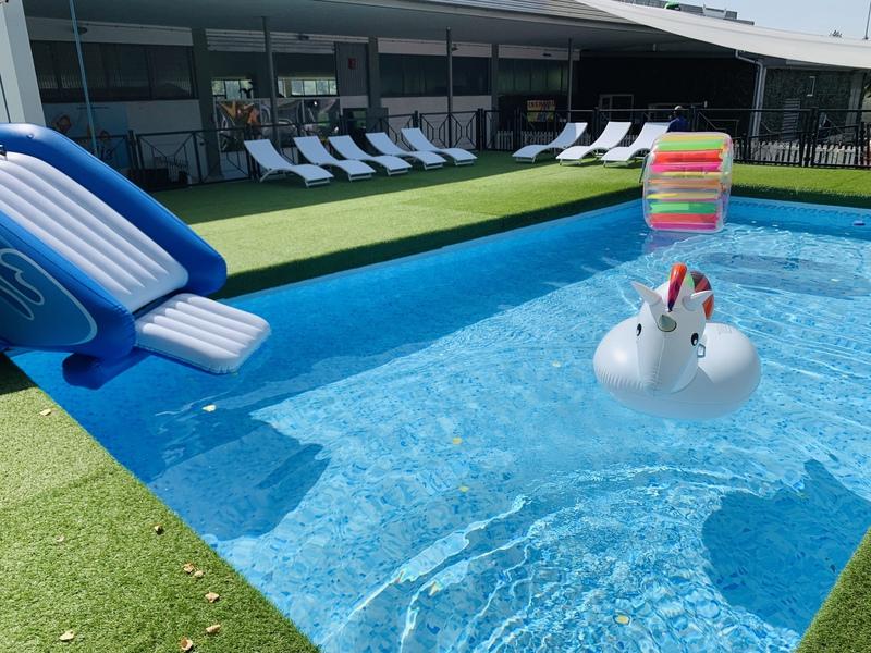 Bimbilandia Roma - La piscina - 3